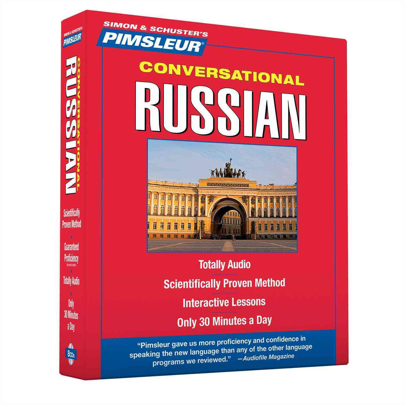 [CD] Pimsleur Conversational Russian